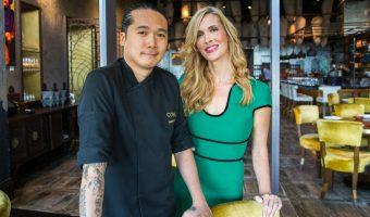 coya, lidijas kitchen, chef benjamin wan