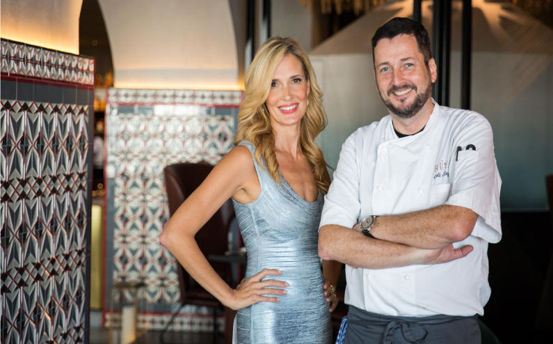 Restaurant Spotlight: In The Kitchen With Rüya