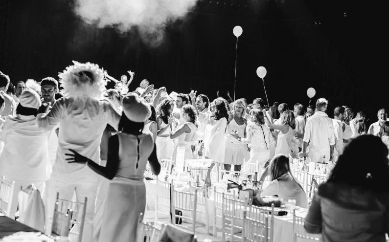 Mr White – A Secret Night at the Dubai Opera