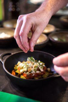 seasoning dish, recipe, delicious food, restaurant spotlight