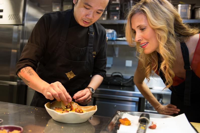 Chef Recipe: Octopus with Aji Amarillo Potato