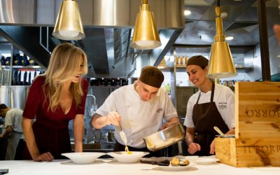 A Holiday Feast with Il Borro Tuscan Bistro