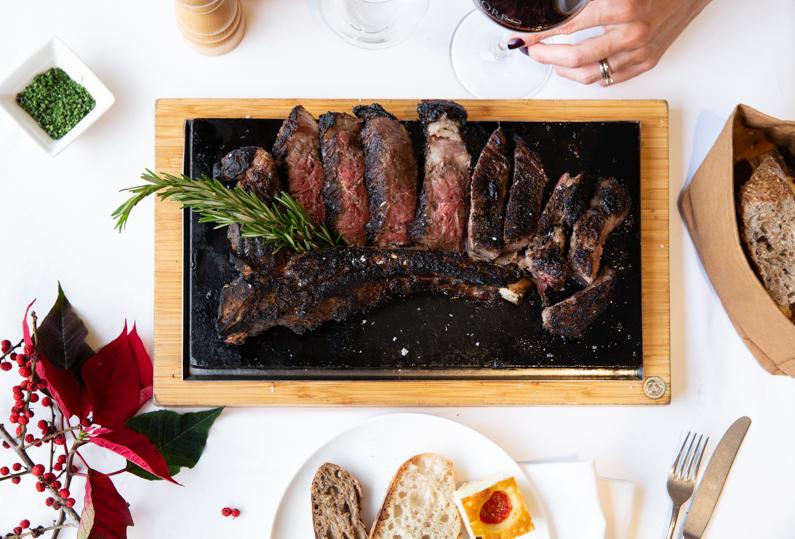 Bistecca Alla Fiorentina Recipe – A Holiday Feast with Il Borro
