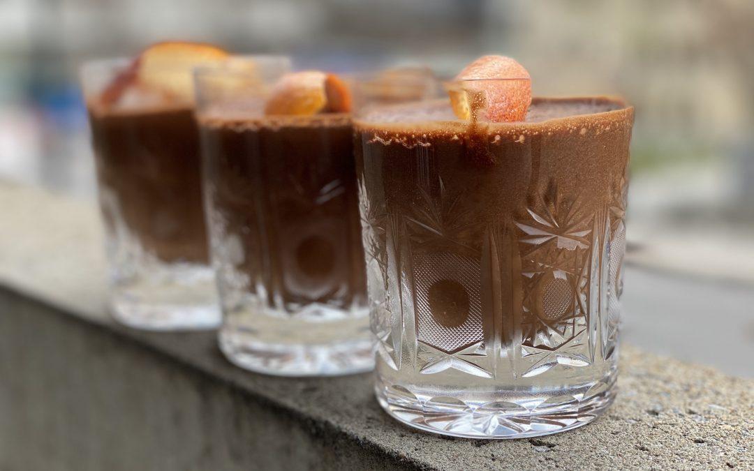 Negroni Chocolate Mousse